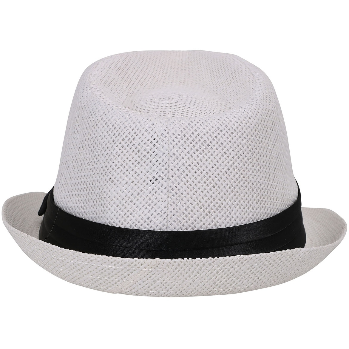 43bb8b2f Shop Simplicity Women Men Summer Double Colors Straw Fedora Hat w/ Rasta  Band - On Sale - Free Shipping On Orders Over $45 - Overstock - 17779629