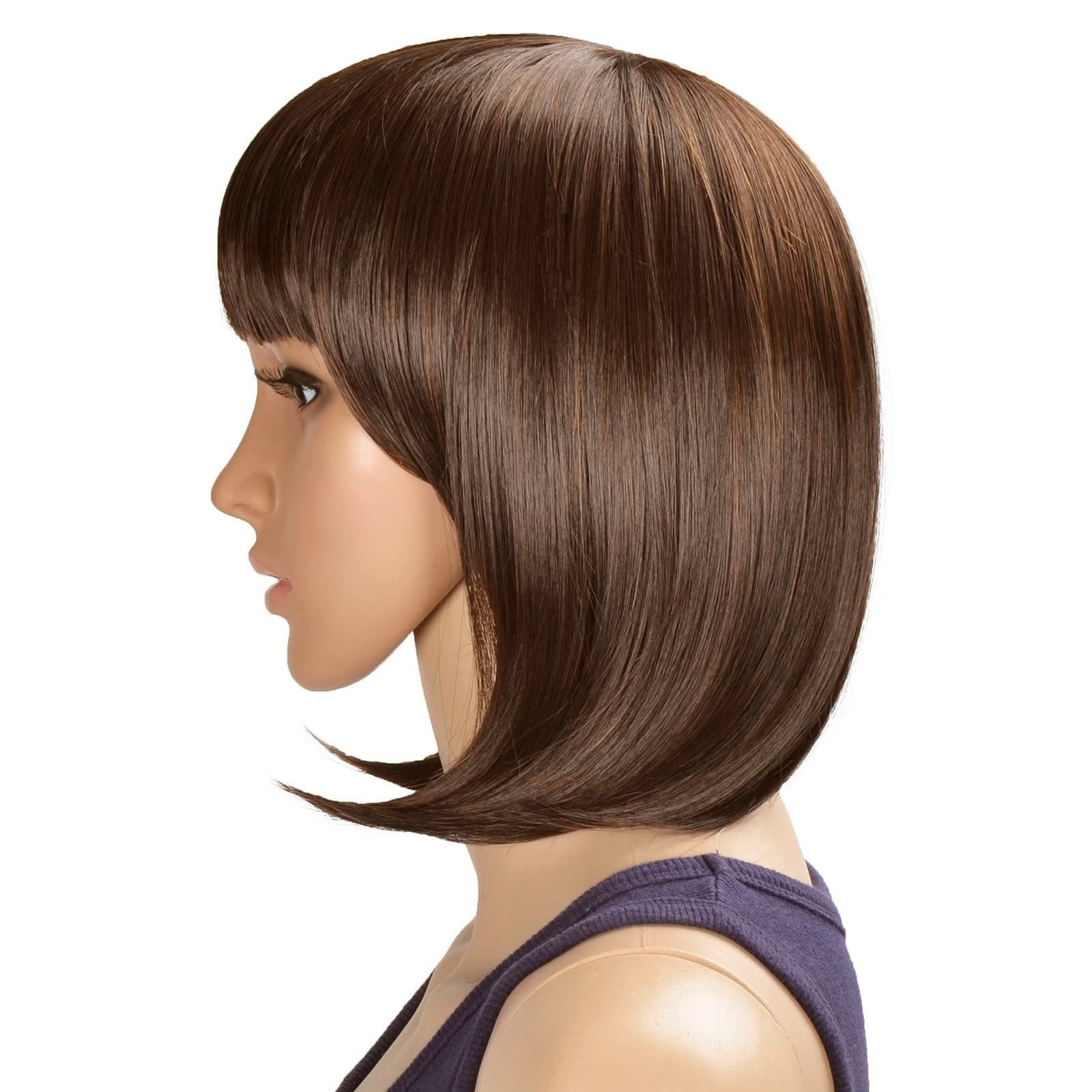 a94862da49a Shop Simplicity Women s Short Curly Costume Party Wigs - Free Shipping On  Orders Over  45 - Overstock - 17779673