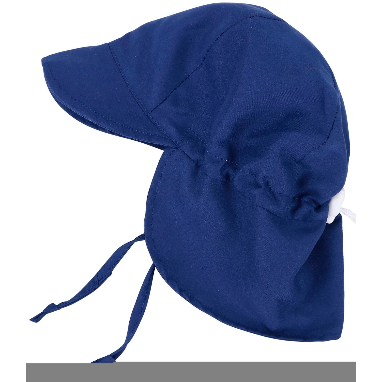 094c6726baf Shop UPF 50 Sun Protection Baby Hat w  Neck Flap and Drawstring - On Sale -  Free Shipping On Orders Over  45 - Overstock - 17779695