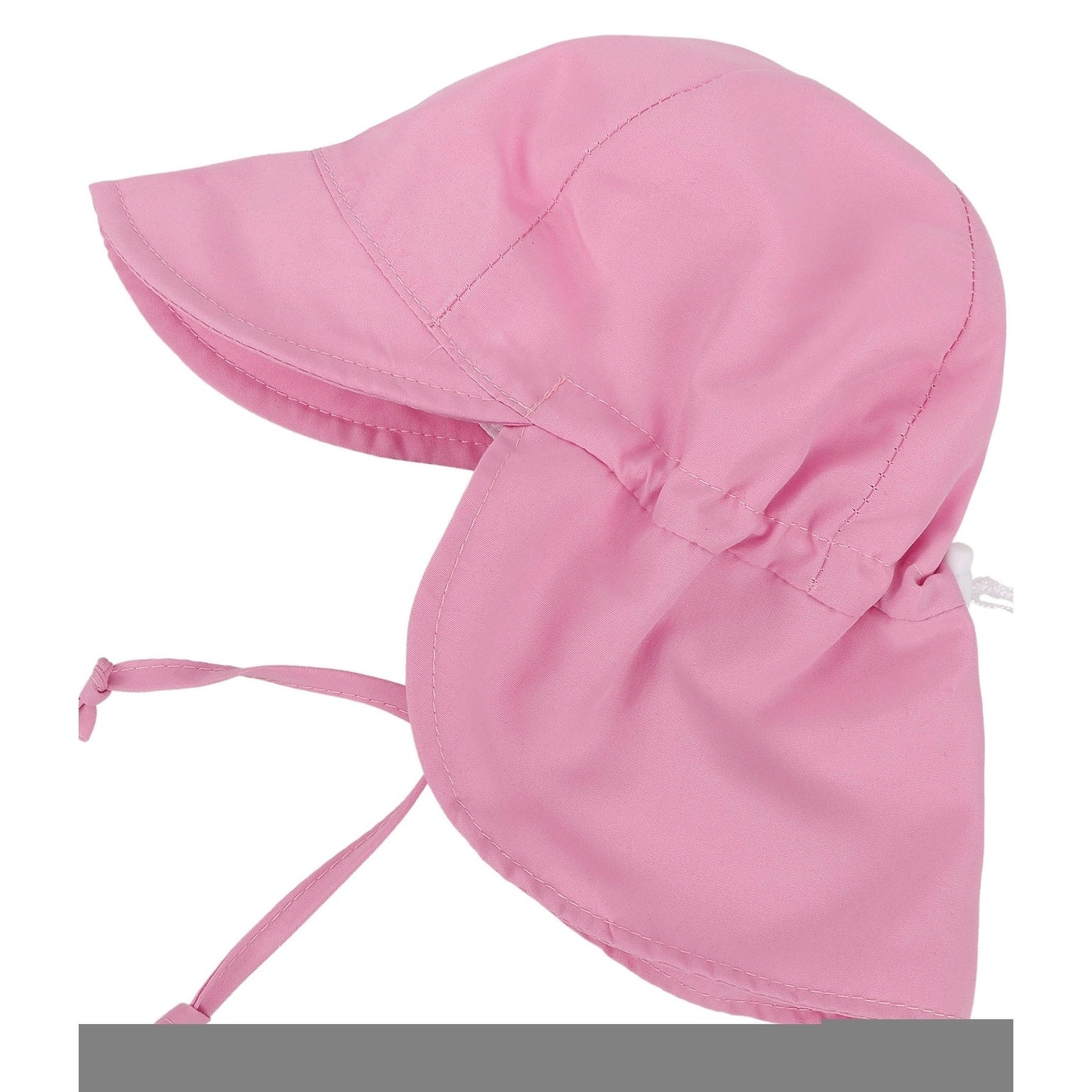 87c733ae2b8a Shop UPF 50 Sun Protection Baby Hat w  Neck Flap and Drawstring - On ...