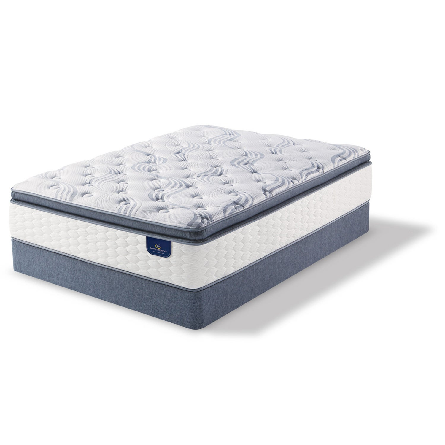 size garden mattress sleeper wayburn shipping home pillow inch topper product top today perfect free serta pillowtop overstock super queen