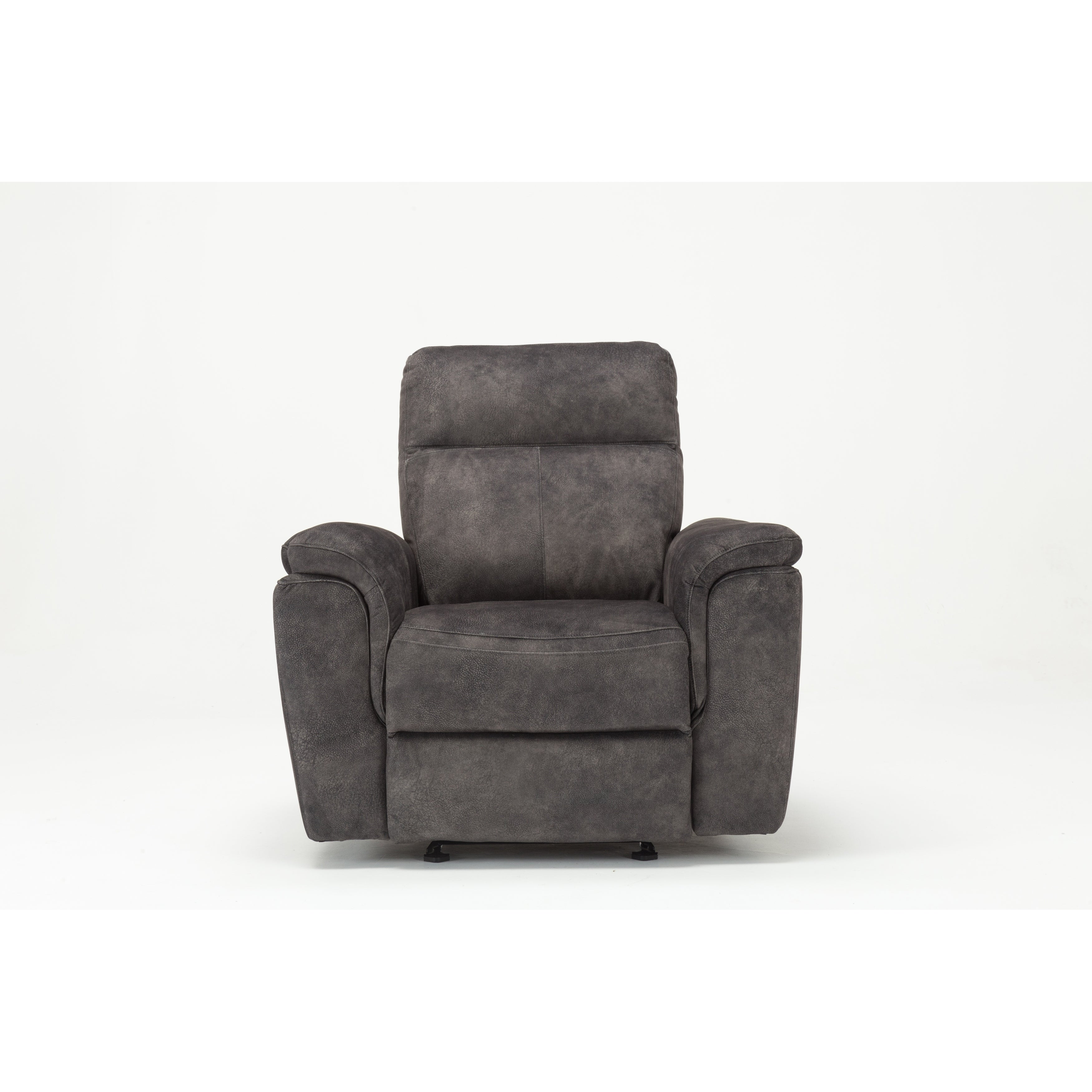 GU Industries Palomino Fabric Upholstered Living Room Recliner Chair