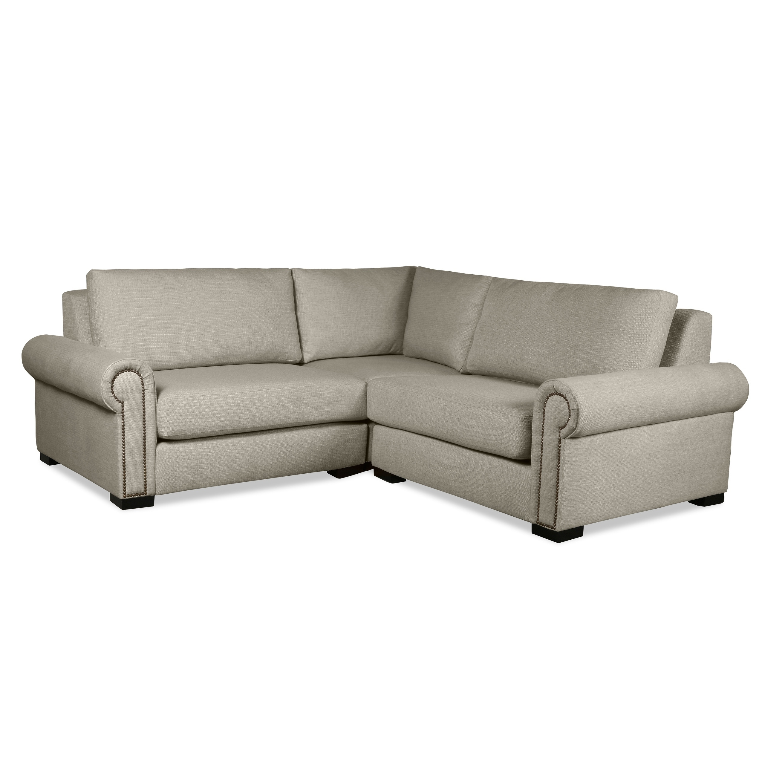 Shop Chelsea Modular Sectional Right And Left Arms L Shape Mini