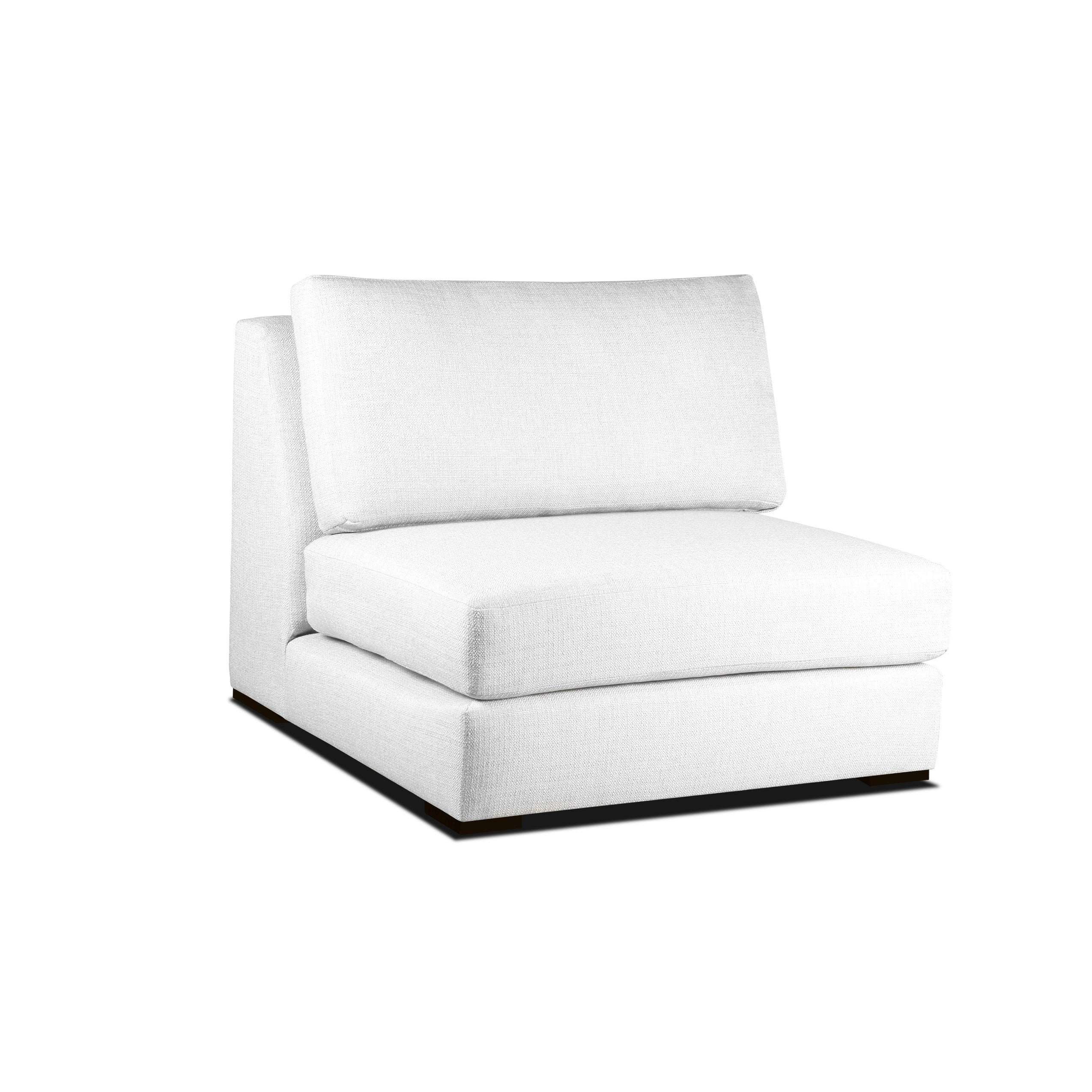Shop Mayfair Modular Sectional Right And Left Arms L Shape Standard