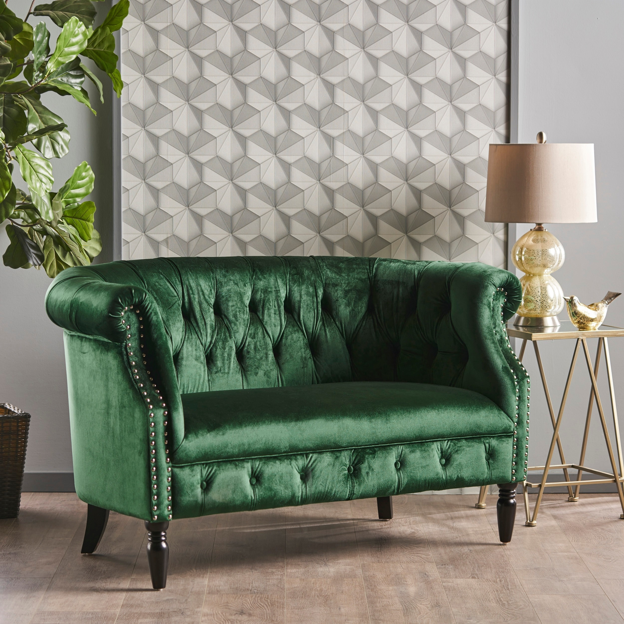 office louis loveseat green interiors consider couch greencustomcouchtoronto for should why velvet your you a