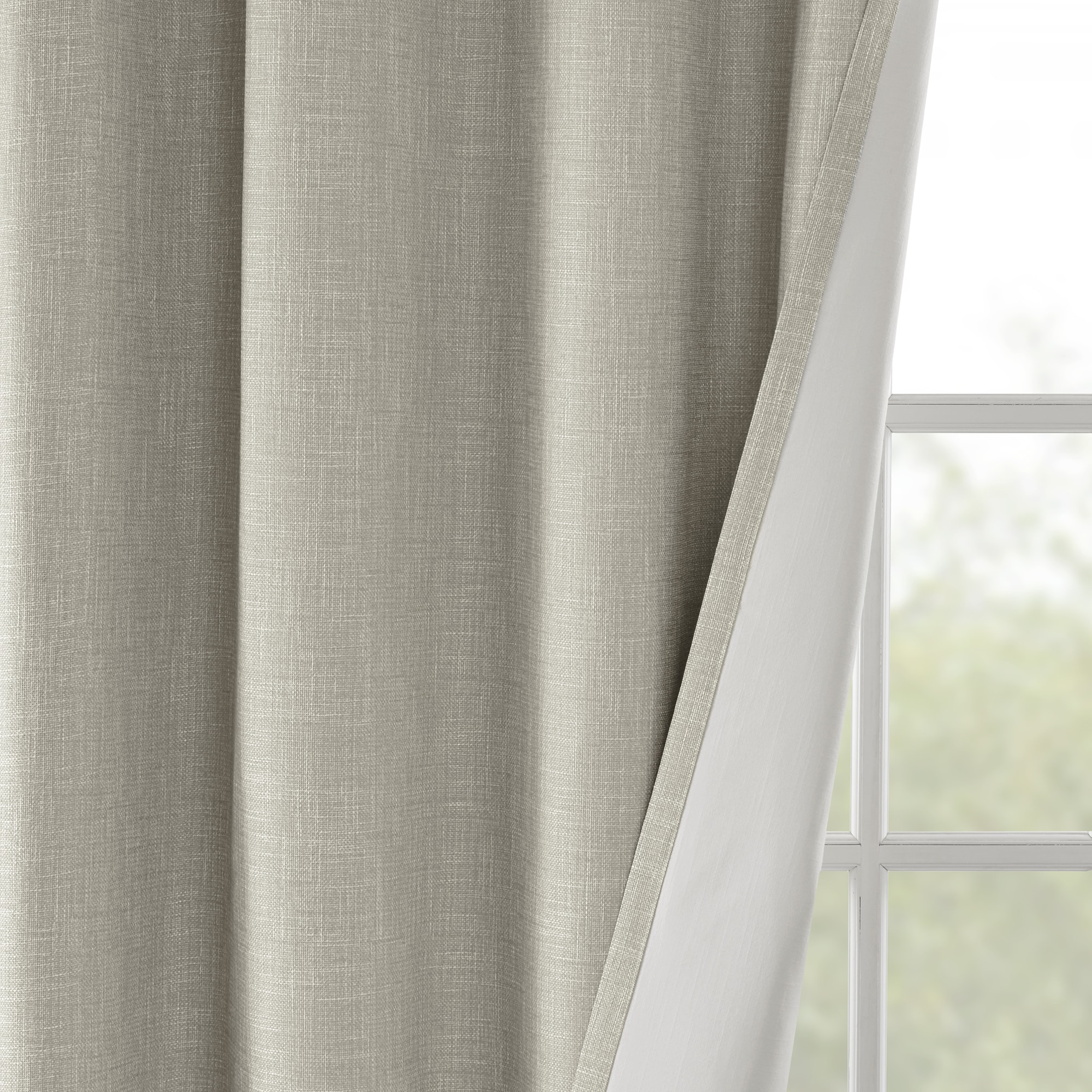 pleat solid window tab grove panel flax wayfair reviews single treatments belgian linen semi blackout pinch curtains ca pdp sheer top tie verdon curtain august