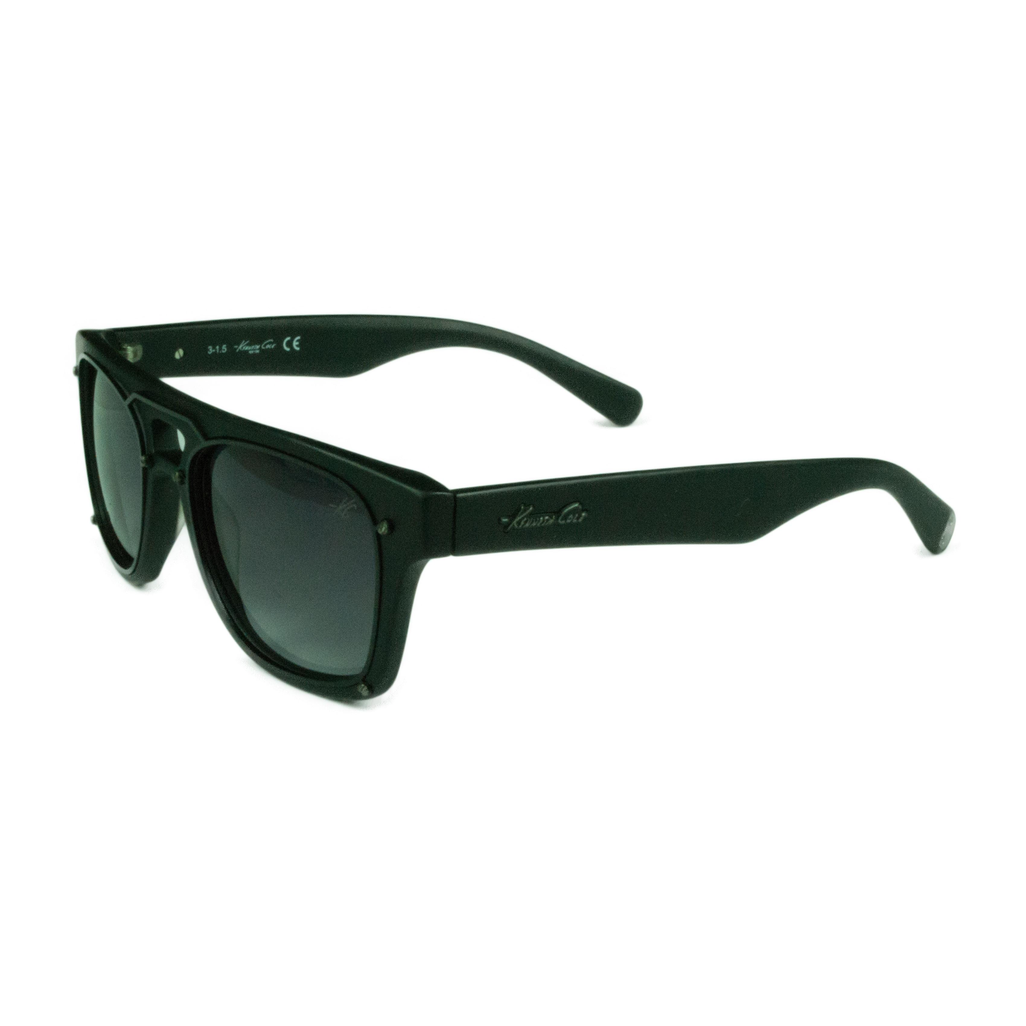 0ff443da4a Kenneth Cole Men s KC7183 02B Matte Black w  Gradient Smoke Lens Sunglasses