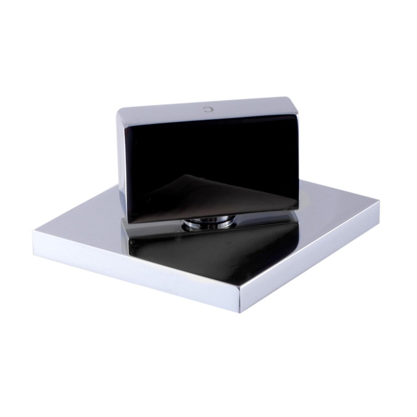 Shop ALFI brand AB1322-PC Polished Chrome Modern Widespread Bathroom ...
