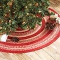 Cunningham Jute Tree Skirt