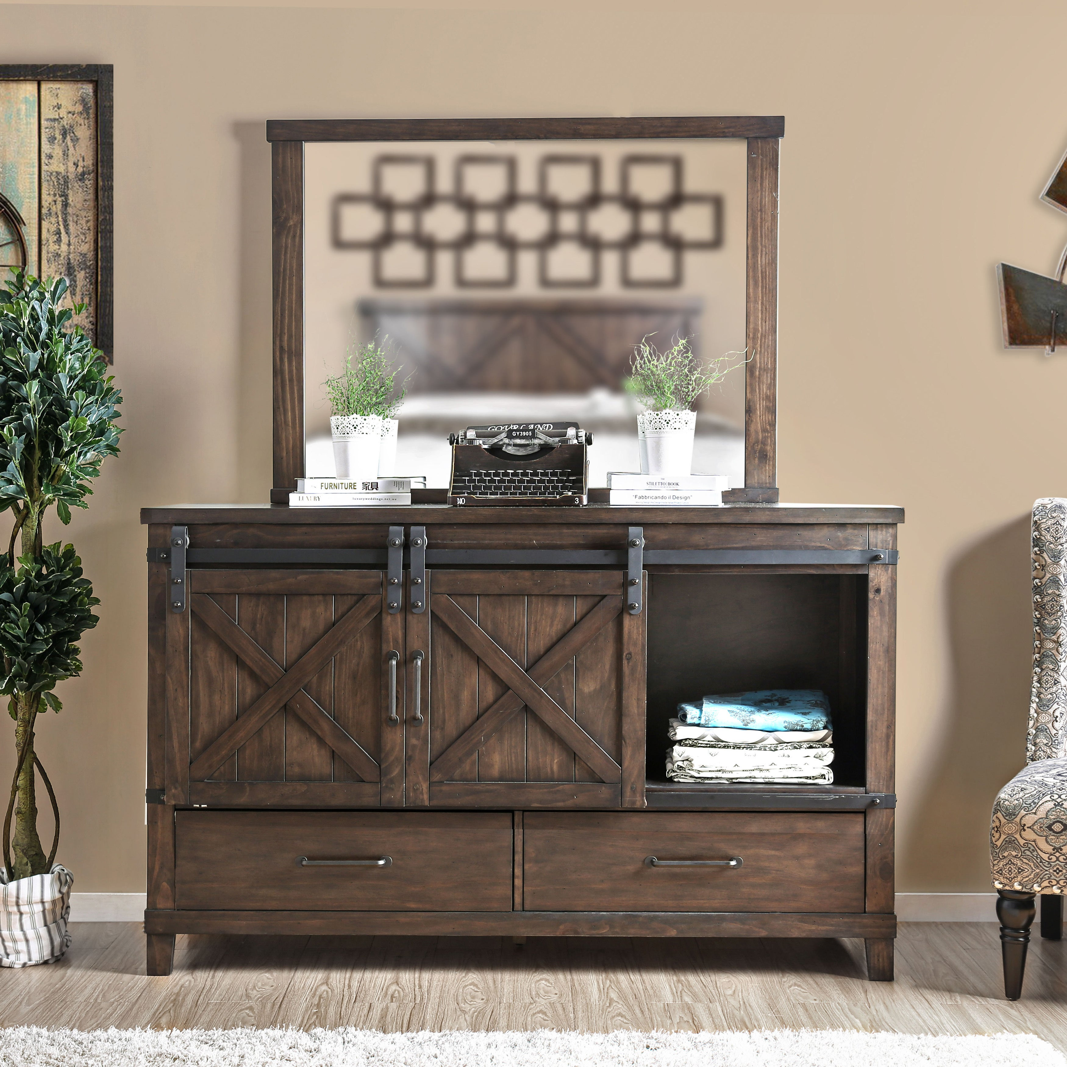 number standard creek dresser products set mirror traditional item furniture and timber