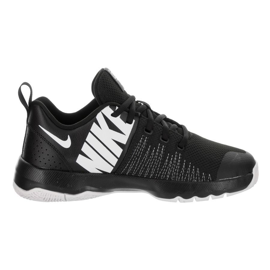 buy popular dd4c1 e7cab Shop Nike Kids Team Hustle Quick (GS) Basketball Shoe - Free Shipping Today  - Overstock - 17818436