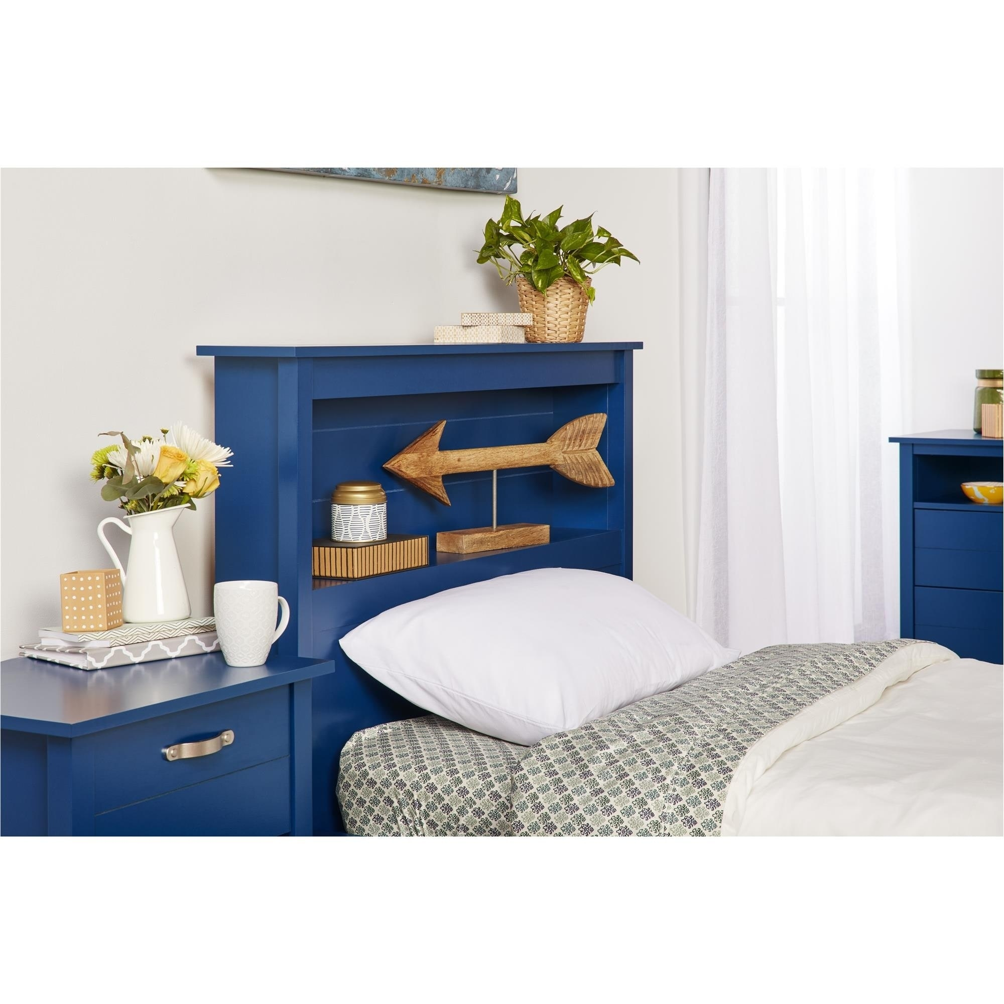 Shop Ameriwood Home River Layne Twin Storage Headboard  Free