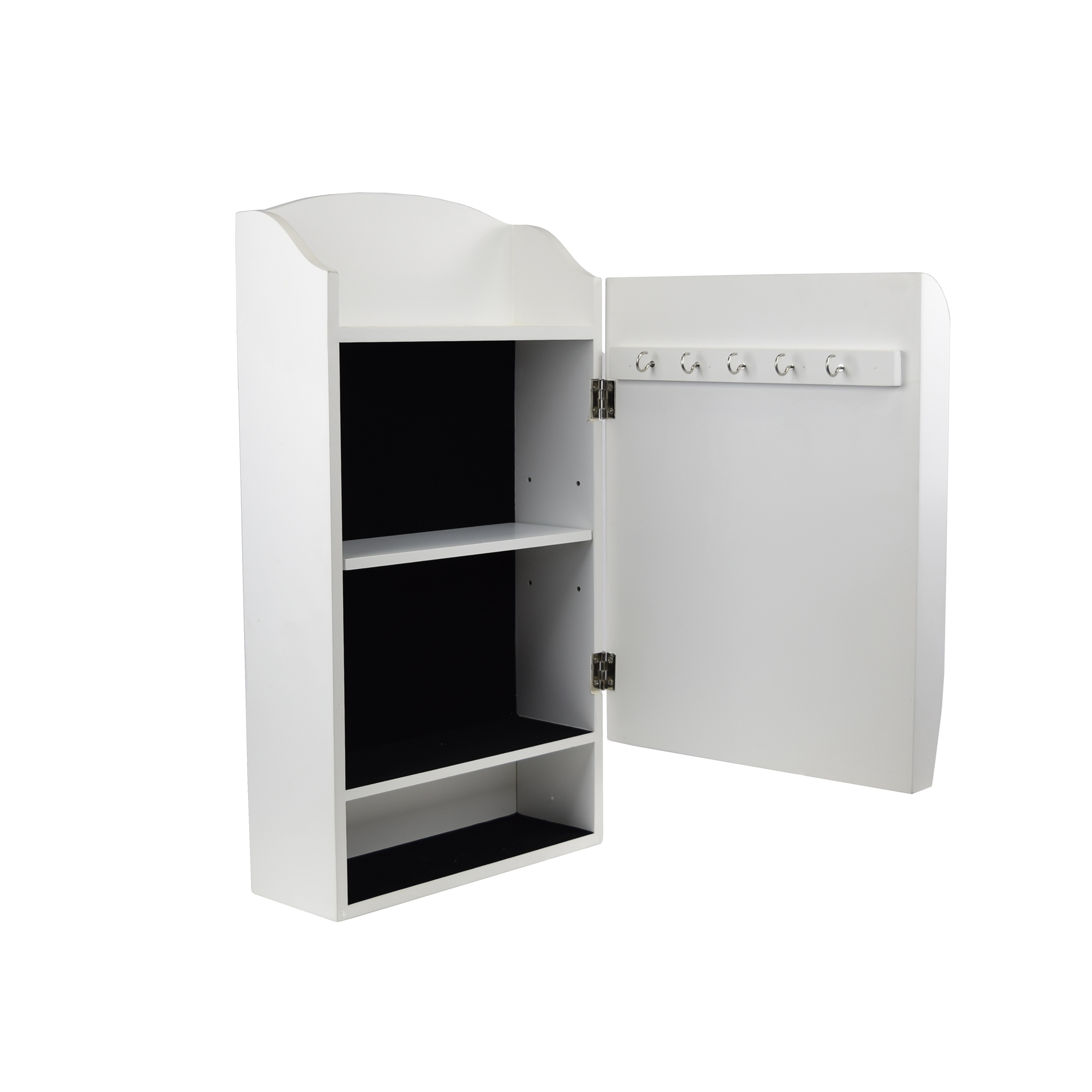 White Door Entry Organizer  Free Shipping Today  Overstockcom