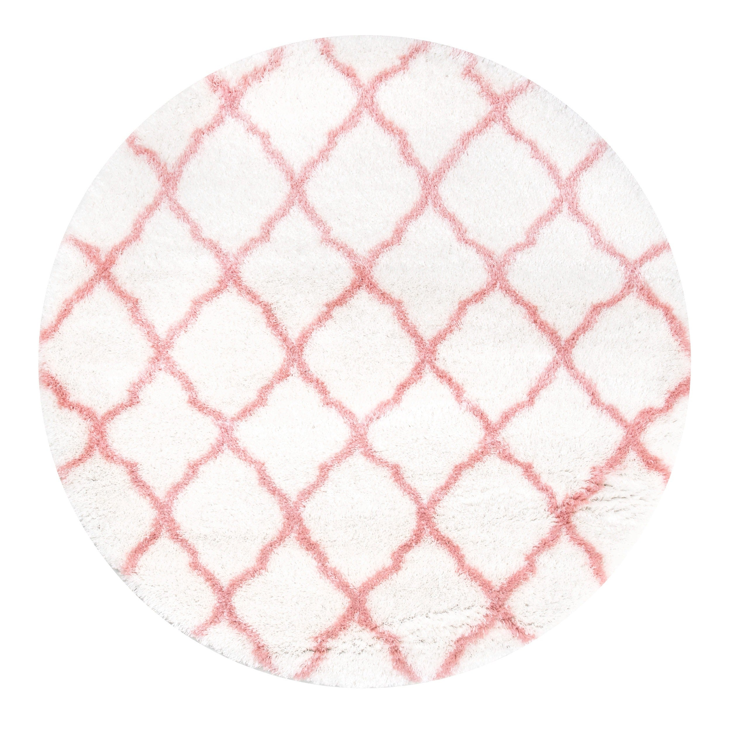 rug round cotton alphabet products washable for rugs abc ft pink nursery blue