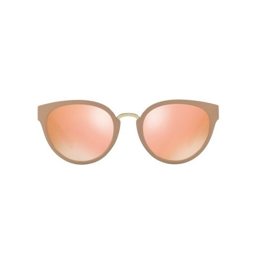 a0eedbeb7013 Shop Burberry Women s BE4249 32817J 53 Beige Plastic Cat Eye Sunglasses -  Rose - Ships To Canada - Overstock.ca - 17850474