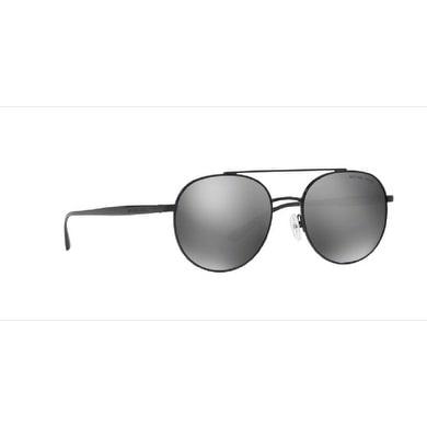 7382d47057d3 Shop Michael Kors Women s MK1021 11696G 53 Gunmetal Mirror Metal Aviator  Sunglasses - Bronze - Free Shipping Today - Overstock - 17850665