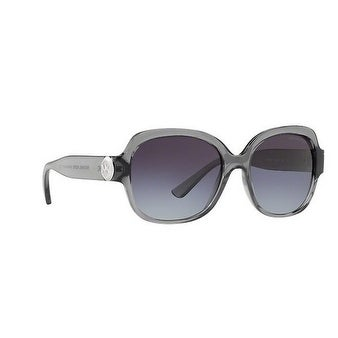 00286fc8bd3a Shop Michael Kors Women's MK2055 329911 56 Grey Gradient Plastic Square  Sunglasses - Free Shipping Today - Overstock - 17850916