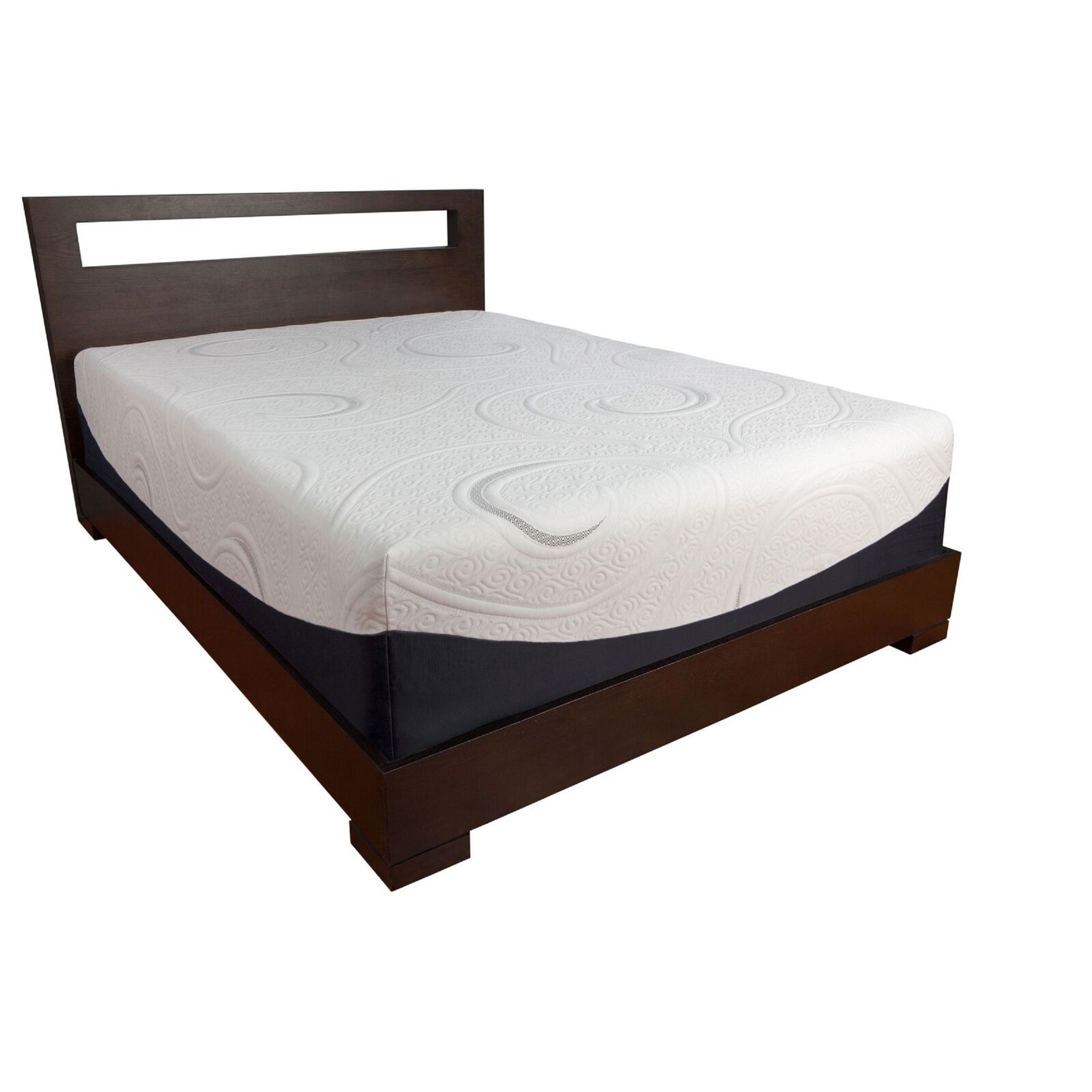product today hybrid xl wellsville garden twin home overstock gel shipping size free inch foam mattress memory