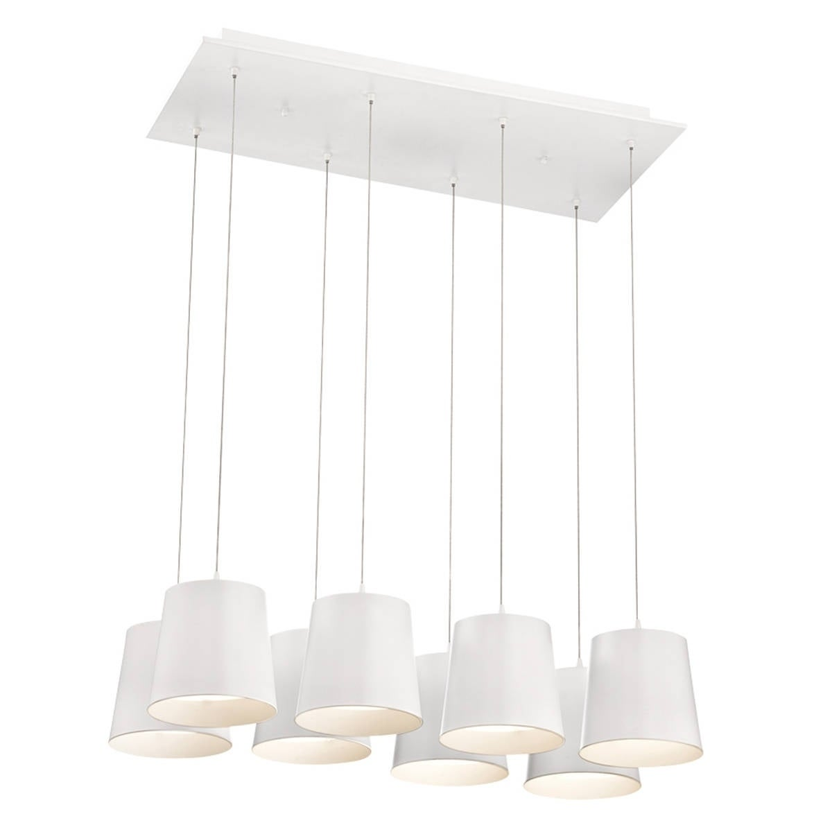 Eurofase borto 8 light led chandelier white finish 28163 015 eurofase borto 8 light led chandelier white finish 28163 015 free shipping today overstock 24093163 arubaitofo Images