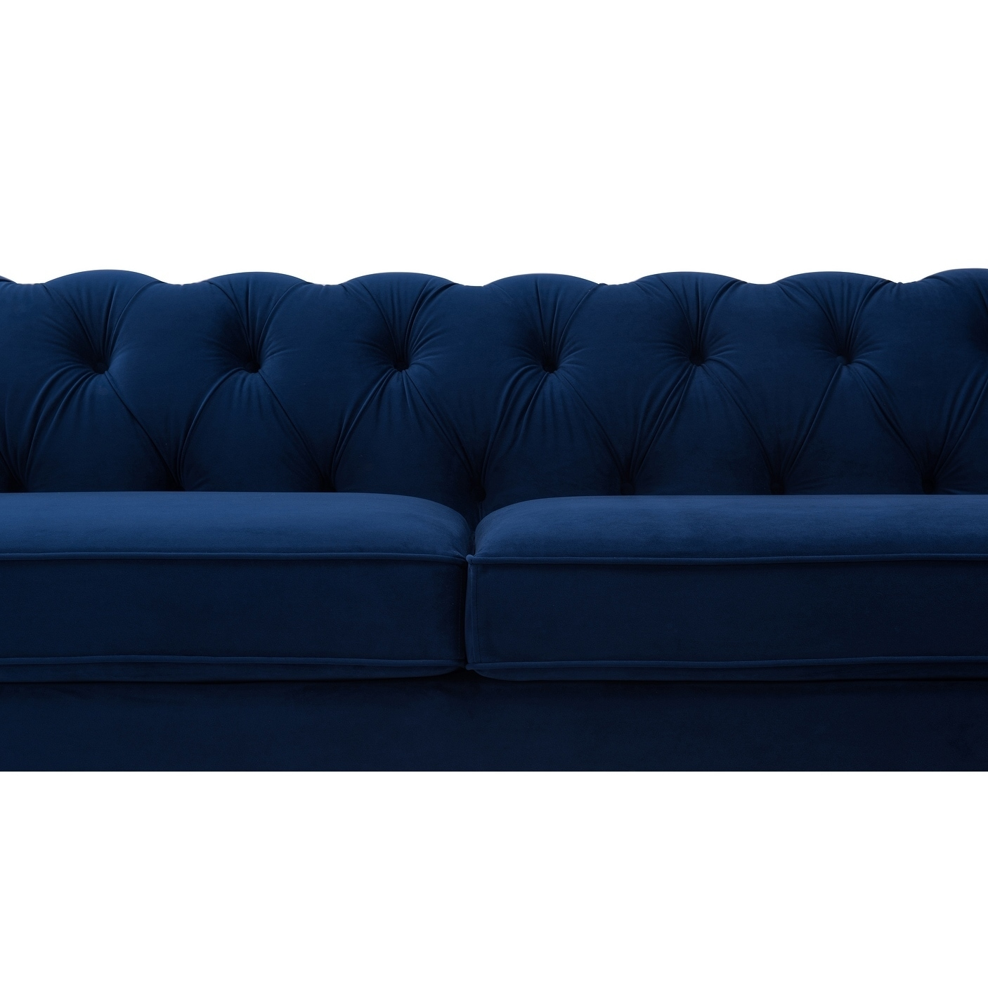 Shop Jennifer Taylor Alexandra Tufted Sectional Sofa   On Sale   Free  Shipping Today   Overstock.com   17911424