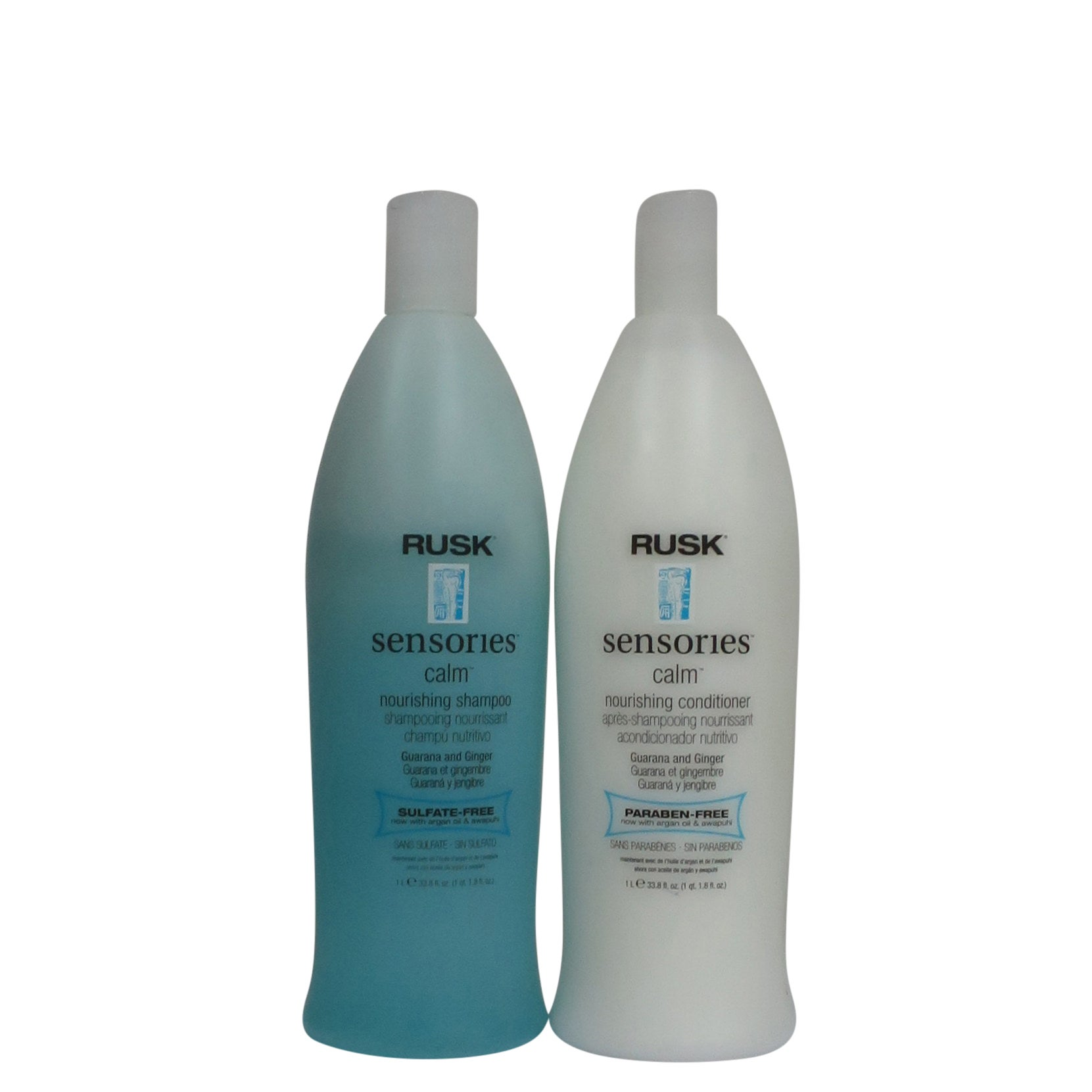 Shop Rusk Sensories Calm 338 Ounce Nourishing Shampoo Conditioner
