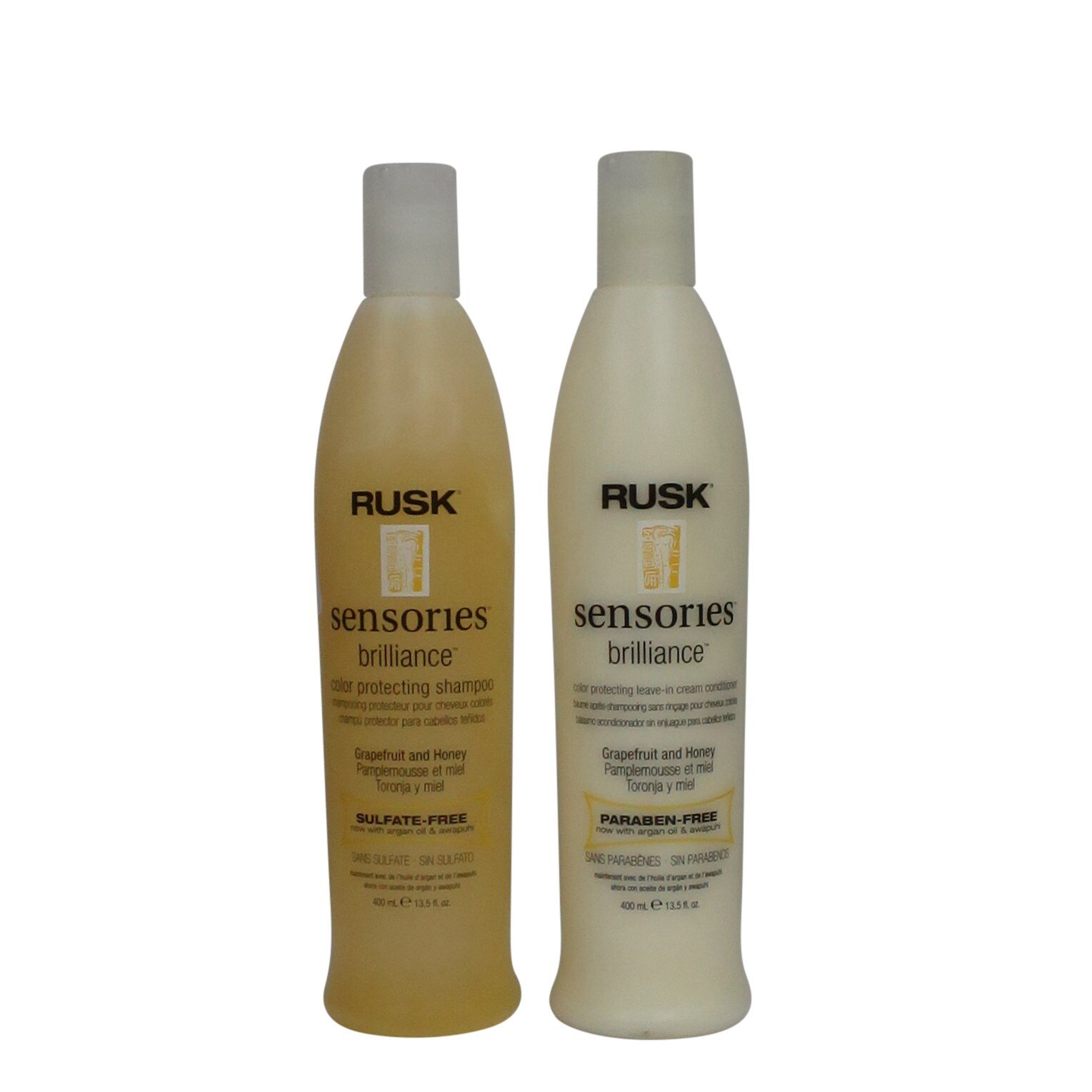 Rusk Brilliance Grapefruit Honey 135 Ounce Shampoo Cream