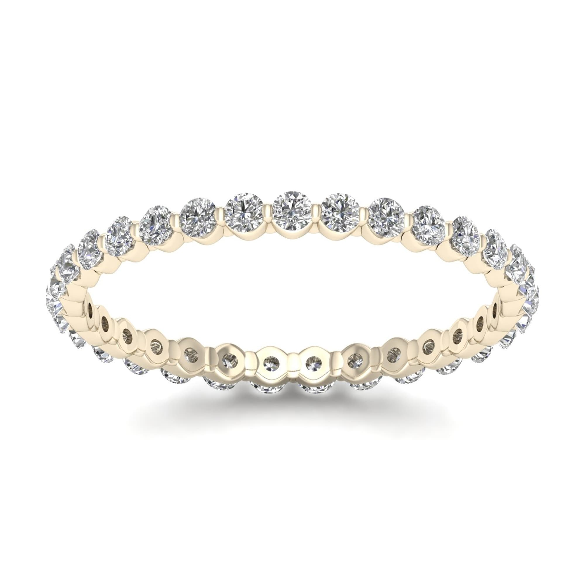 diamond set band rings aurum products twisted shop norwich engagement t ten in jewellery stone index