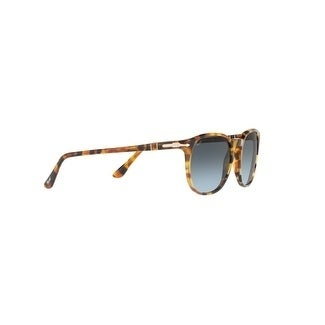 bb43ca6d45ed Shop Persol Mens's PO3007S 105286 53 Plastic Square Sunglasses - Free  Shipping Today - Overstock.com - 17952837