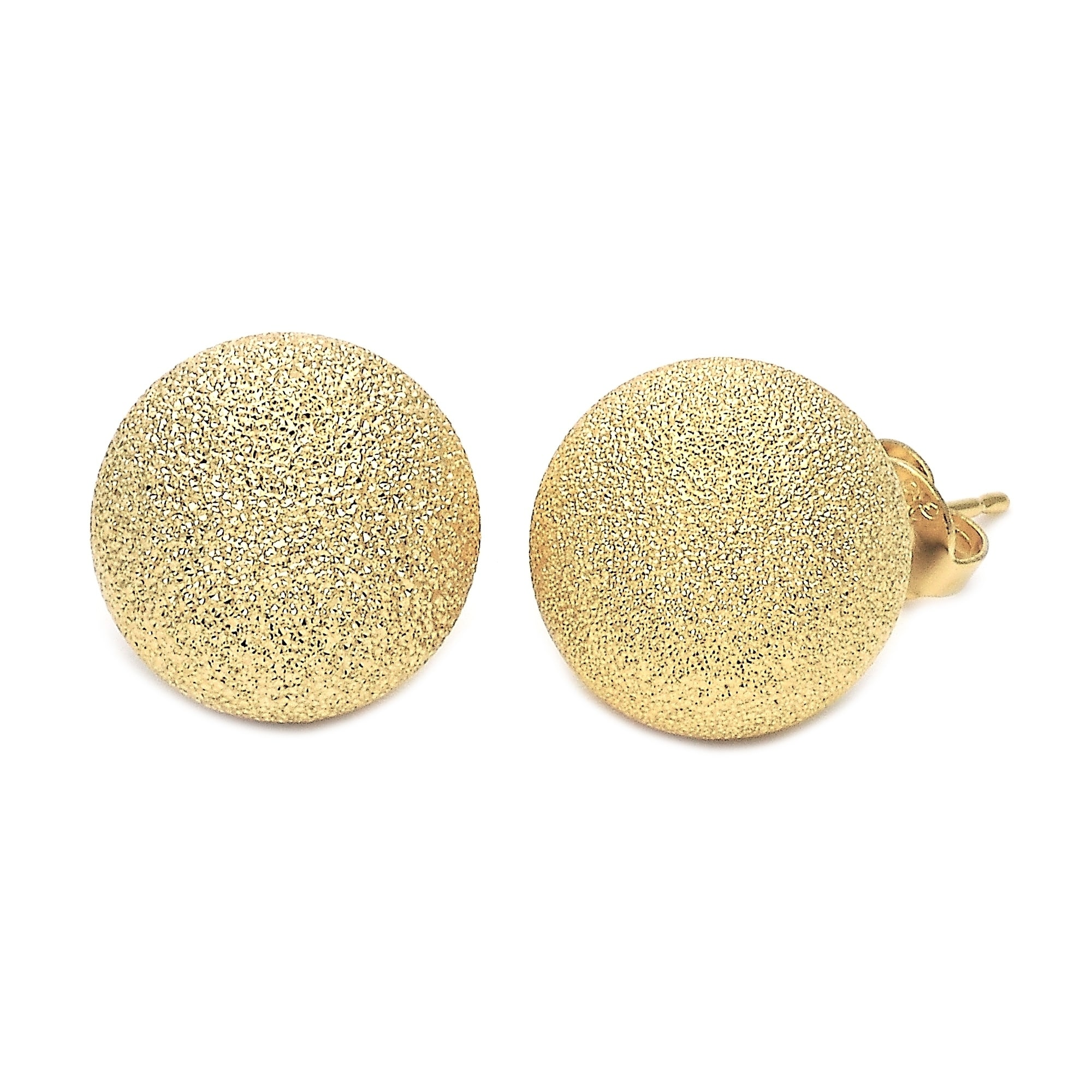 drop earrings cc matte chanel gold