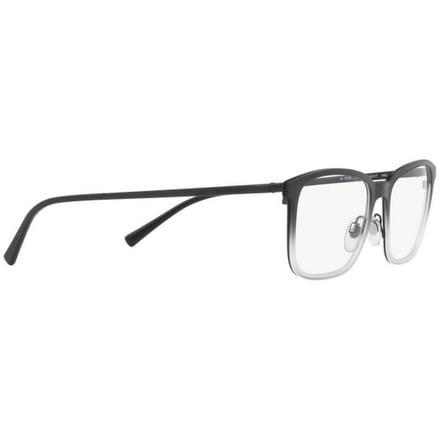 d358b4cbbb0 Shop Burberry Men s BE1315 1007 54 Matte Black Rectangle Metal Eyeglasses -  Free Shipping Today - Overstock - 17961612