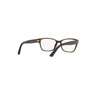 e4917e294cb1 Shop Dolce   Gabbana Women s DG3274 502 54 Havana Rectangle Plastic  Eyeglasses - Free Shipping Today - Overstock - 17962073