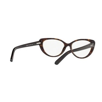 df2355bbe44 Shop Donna Karan New York Women s DY4664 3702 54 Dark Tortoise Cateye  Plastic Eyeglasses - Free Shipping Today - Overstock.com - 17963221