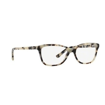 7ba210619cfe Shop Donna Karan New York Women s DY4662 3742 52 Grey Tortoise Cateye  Plastic Eyeglasses - Free Shipping Today - Overstock - 17963485