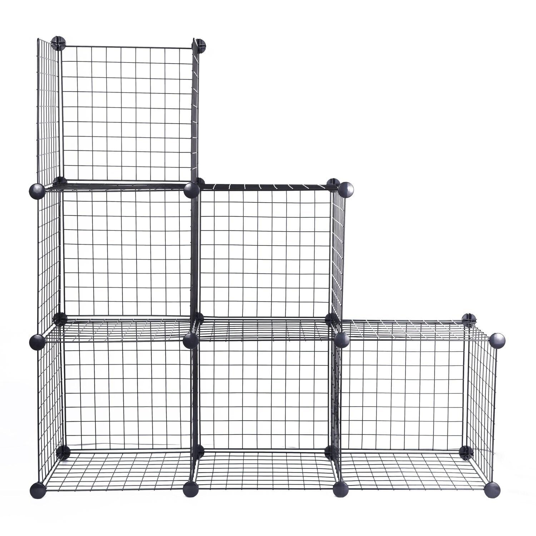 Wire Storage Cubes Set - Dolgular.com