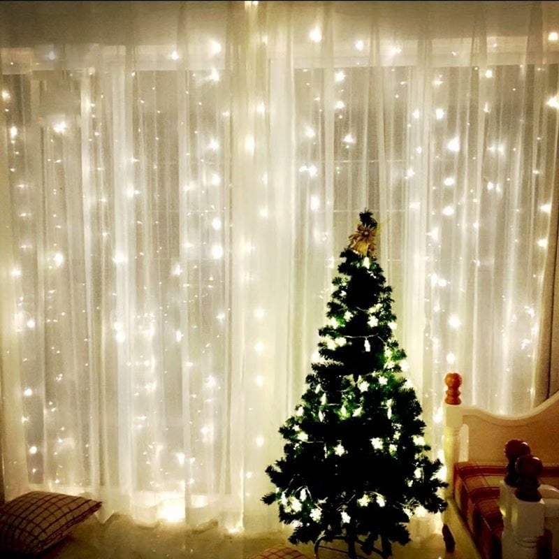 Shop 304 led wall lights curtain string lights outdoor string light shop 304 led wall lights curtain string lights outdoor string light on sale free shipping on orders over 45 overstock 17971936 aloadofball Images