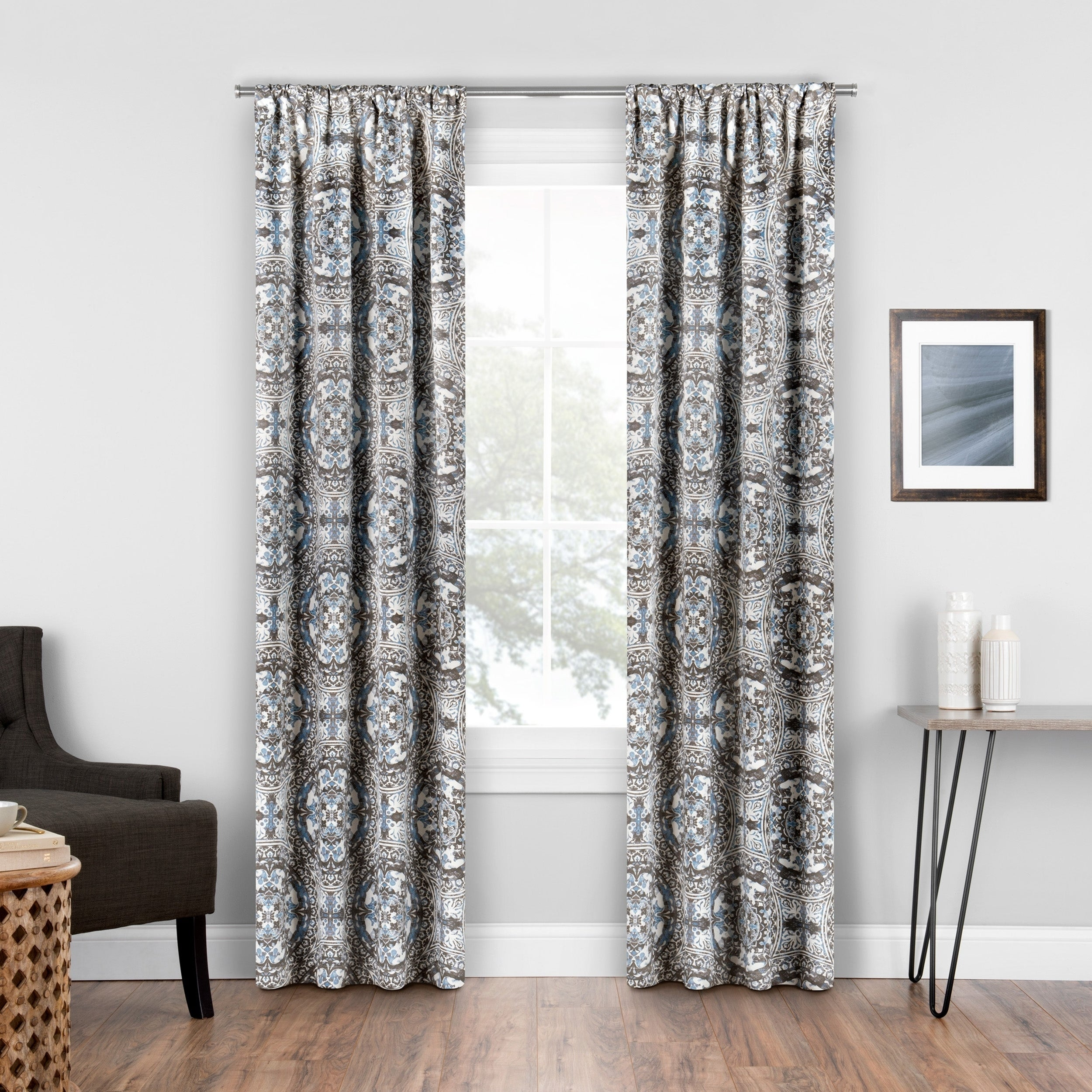 garden on orders curtain over eclipse product overstock window curtains home arno thermalayer blackout panel free shipping