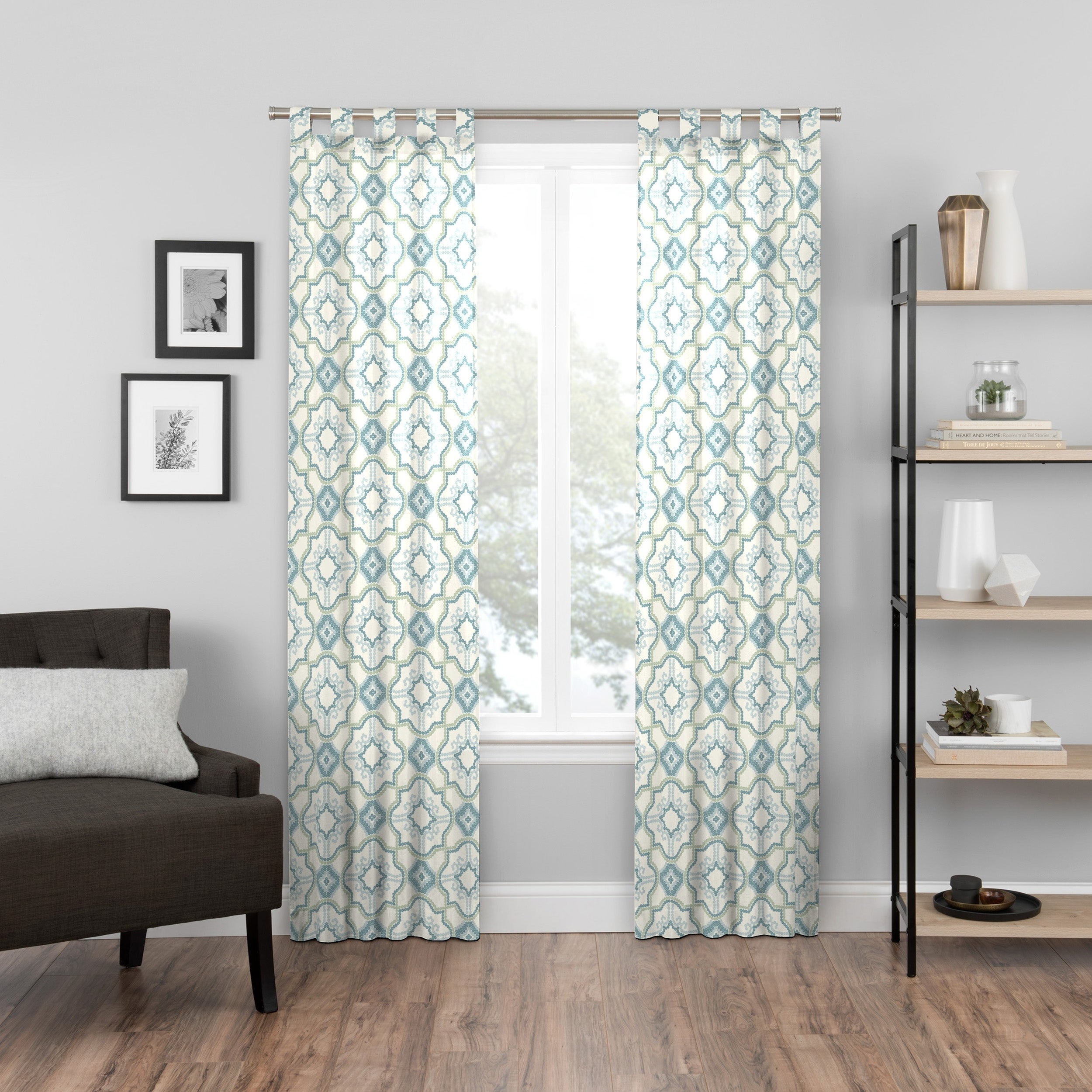 Pairs To Go Cecily 2 Pack Window Curtains On Free Shipping Orders Over 45 17976135