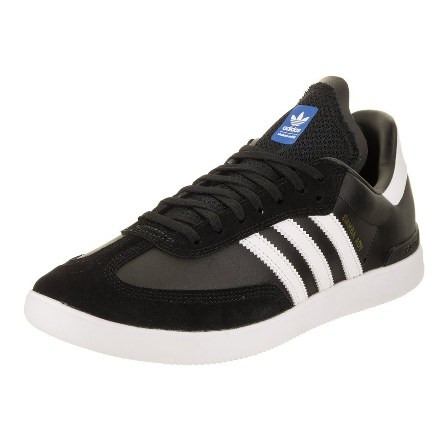 huge discount 0fb0d f6dd0 Shop Adidas Mens Samba ADV Skate Shoe - Free Shipping Today -  Overstock.com - 17978370