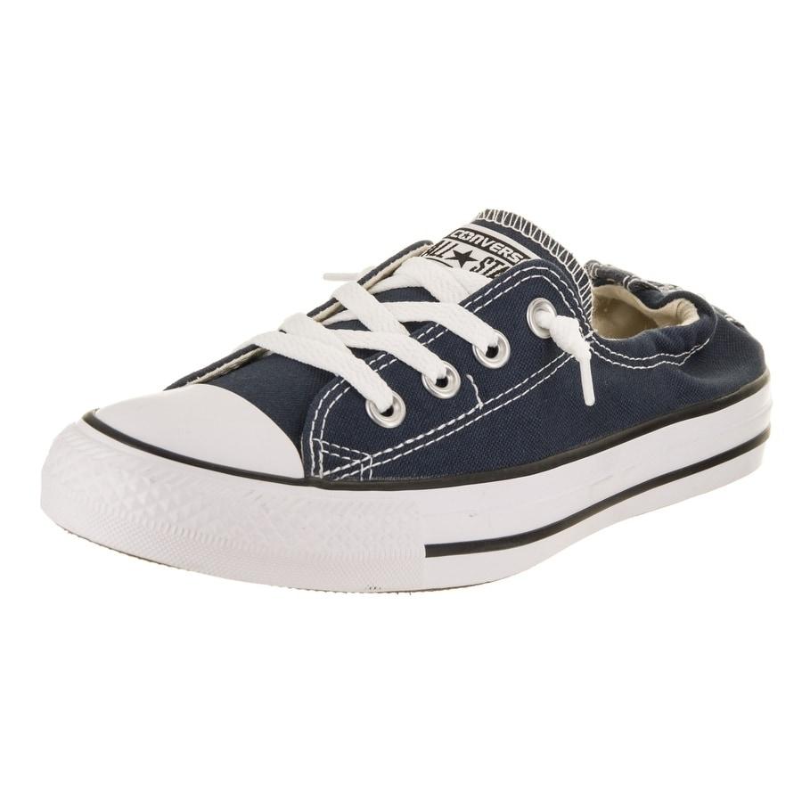 ffc7de9898f Shop Converse Women s Chuck Taylor Shoreline Slip Casual Shoe - Free ...