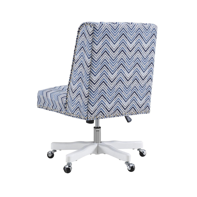 Finn Chevron Office Chair Free Shipping Today 17978465