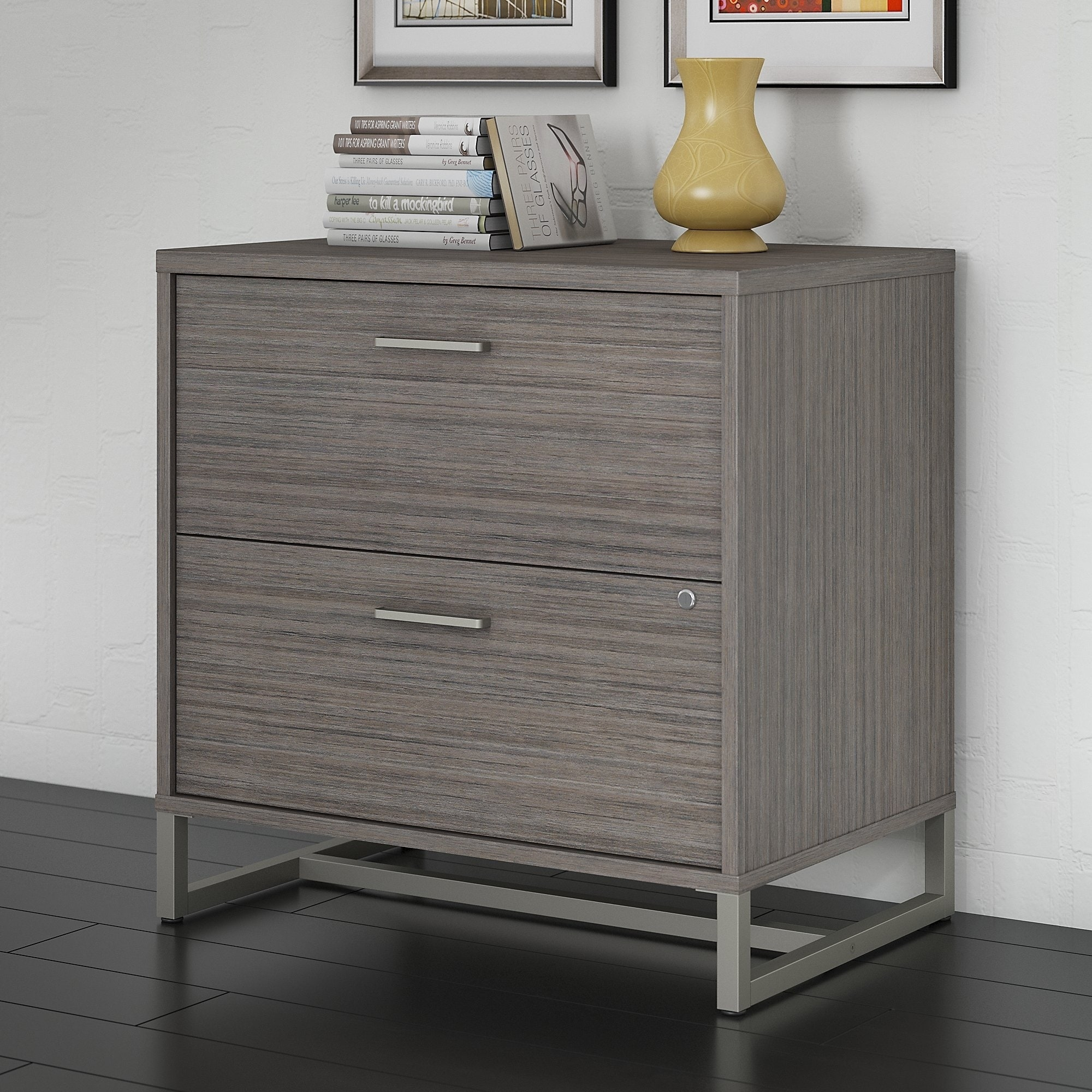 Office By Kathy Ireland® Method Lateral File Cabinet   Assembled   Free  Shipping Today   Overstock.com   24167215