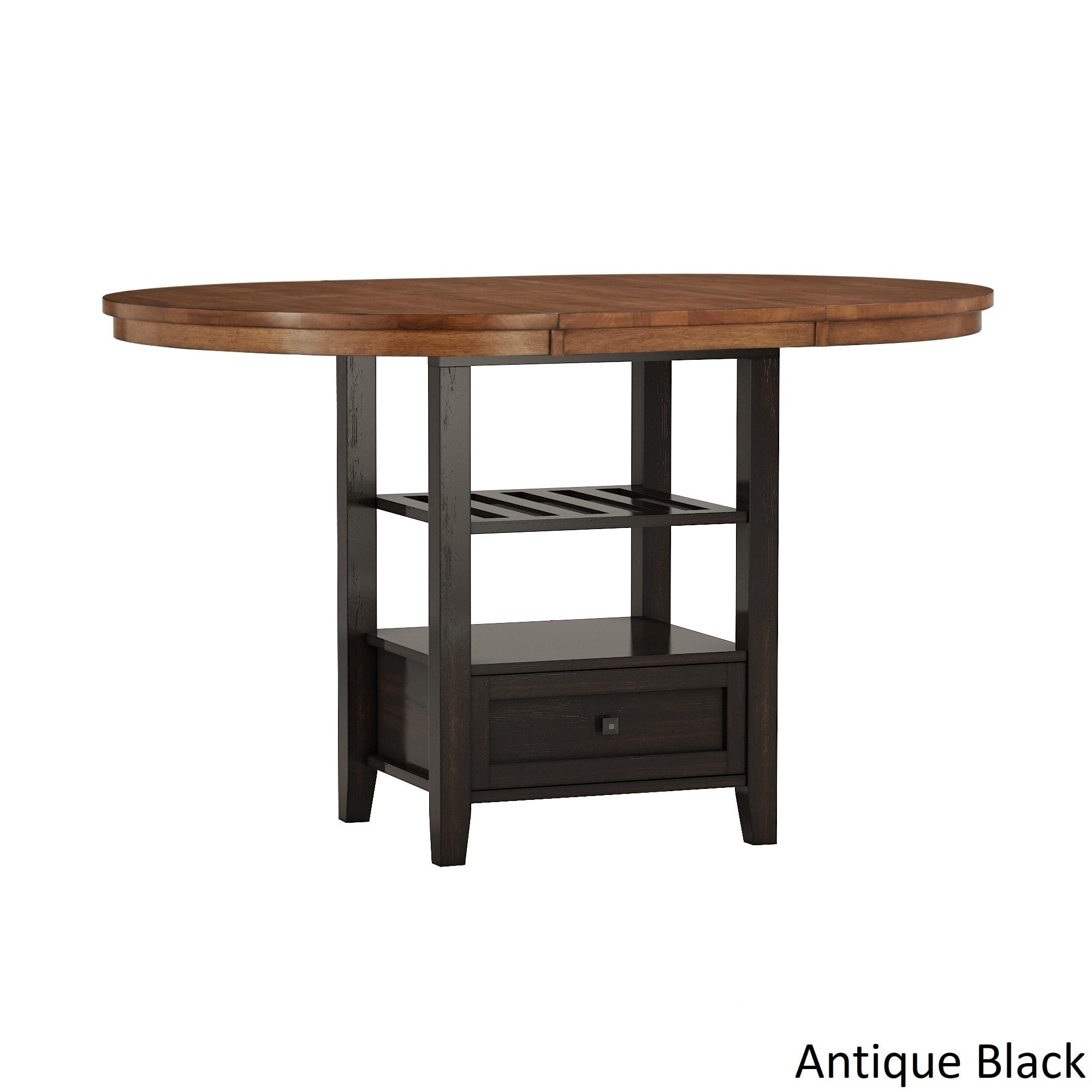 pedestal collection com gray black walmart dining ip table jaxx