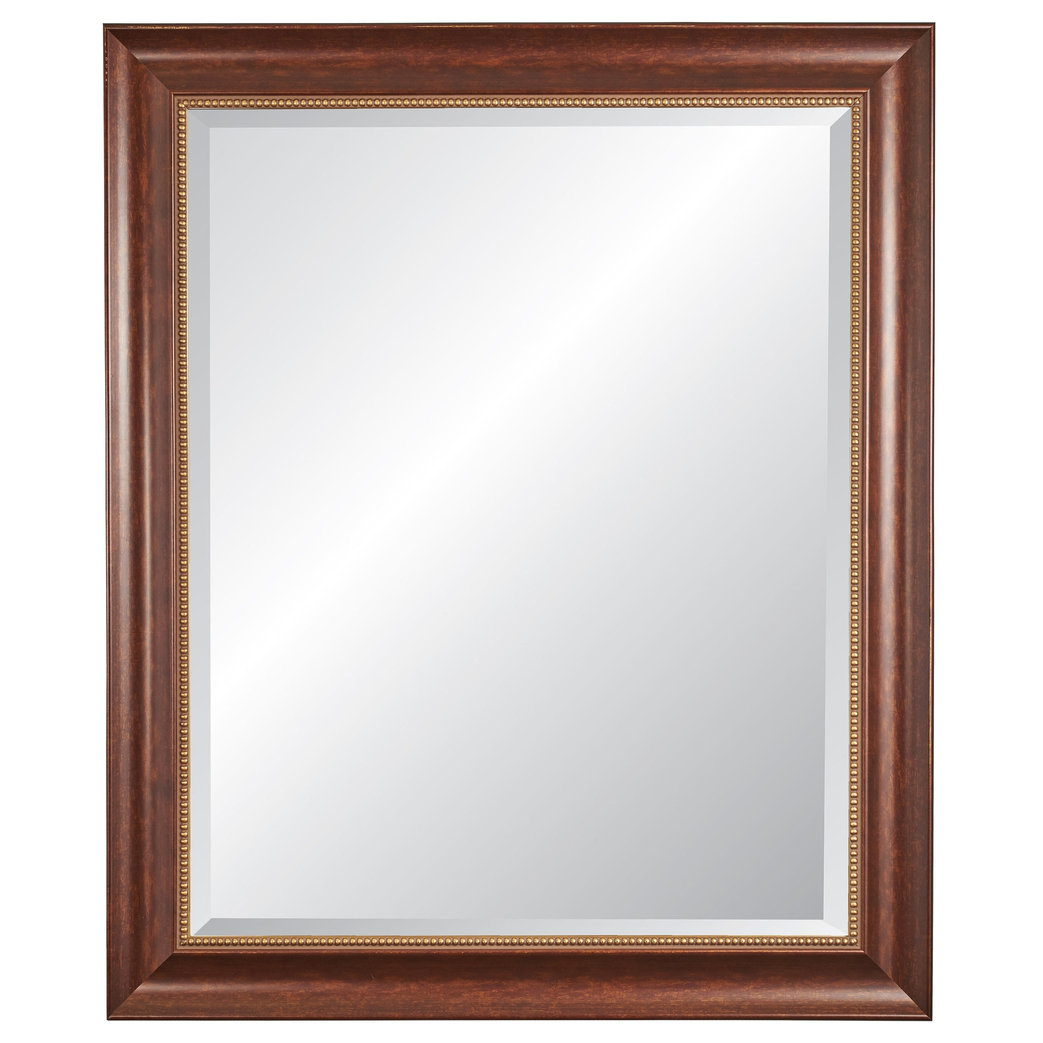 Shop Cherry Wall Mirror 30 X 36 Inch Free Shipping Today