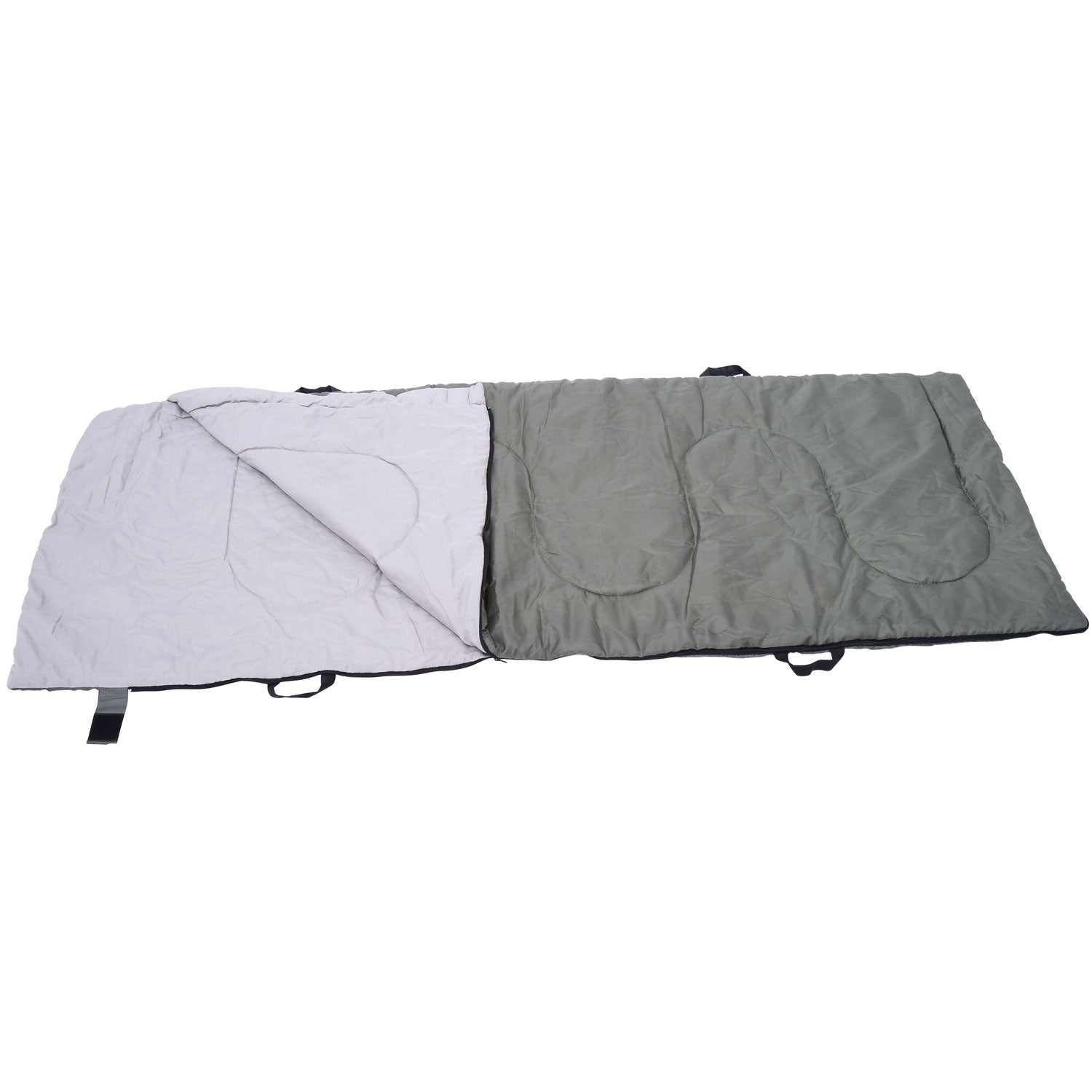 Outsunny Pop Up Tent Cot With Air Mattress And Sleeping Bag Combo Free Shipping Today 18004811