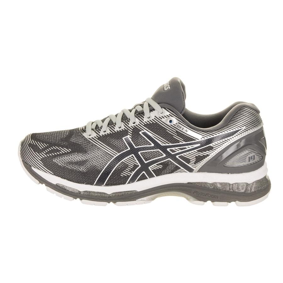half off a5cbf 60d46 Asics Men's Gel-Nimbus 19 (2E) Wide Running Shoe