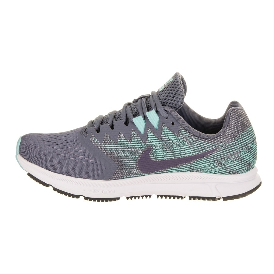 972535a2cddd2f Shop Nike Women s Zoom Span 2 Running Shoe - On Sale - Free Shipping Today  - Overstock - 18011070