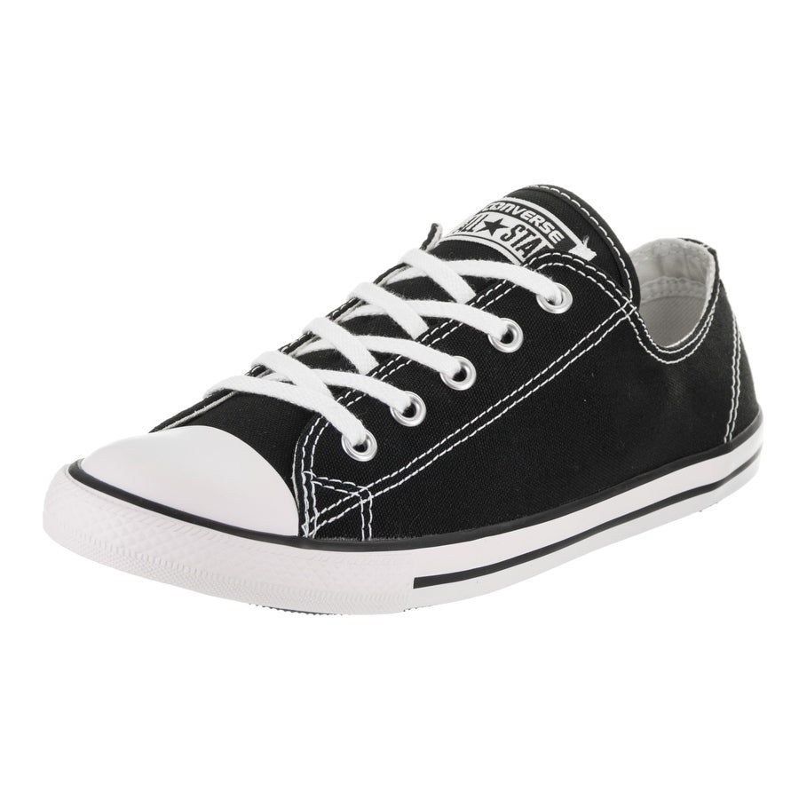 ce5bd7f0022c Shop Converse Women s Chuck Taylor All Star Dainty Ox Casual Shoe - Free  Shipping Today - Overstock.com - 18011084