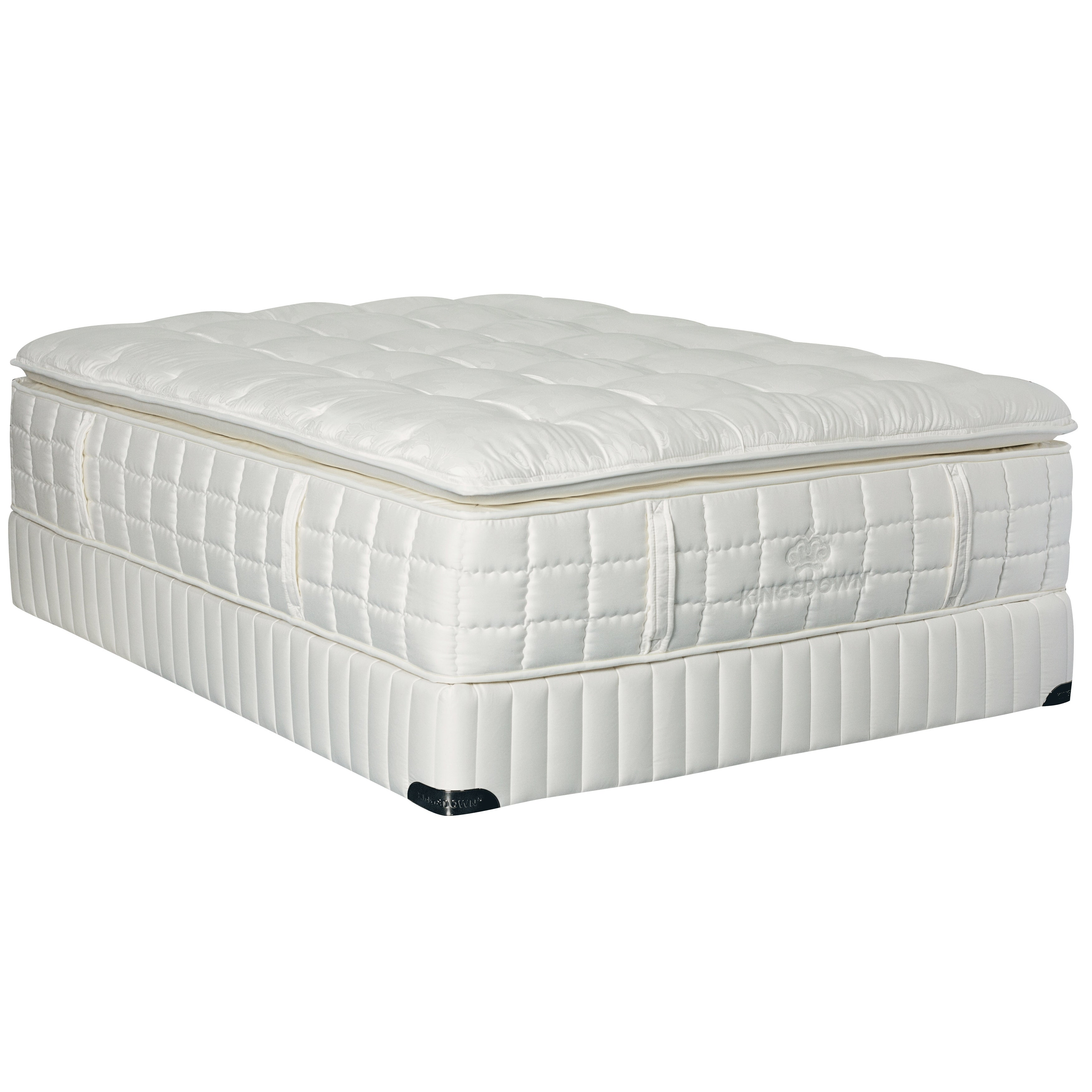twin top idf euro pillow products waterman mattress technology with size cool gel