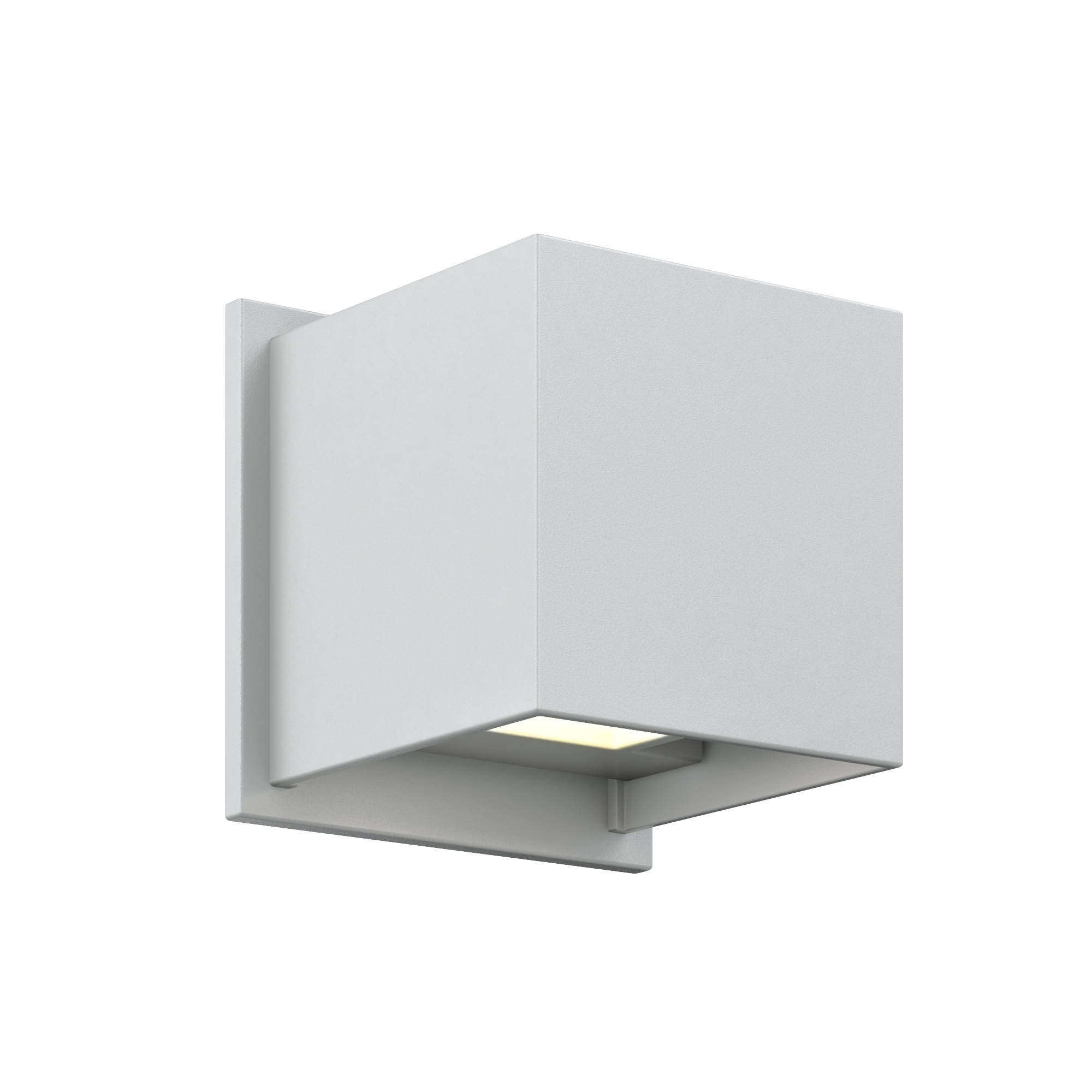Shop DALS Lighting Indoor/Outdoor Square Directional LED Wall Sconce - On Sale - Free Shipping Today - Overstock.com - 18011161  sc 1 st  Overstock.com & Shop DALS Lighting Indoor/Outdoor Square Directional LED Wall Sconce ...