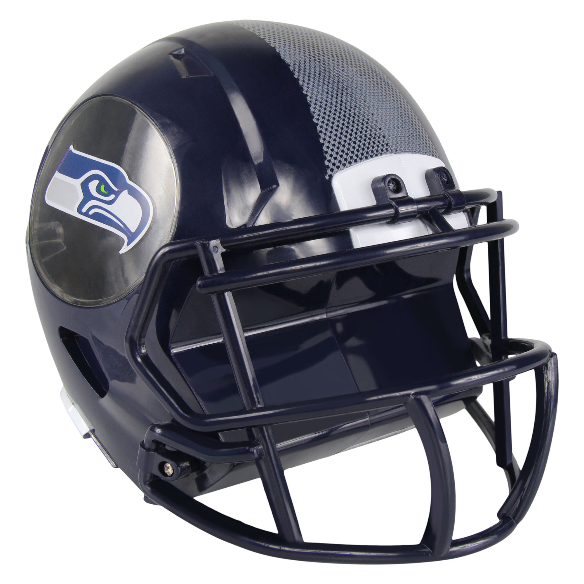 07c4cf21e70842 Shop Seattle Seahawks NFL Mini Helmet Bank - Free Shipping On Orders Over  $45 - Overstock - 18011886